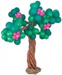 Дерево из воздушных шаров 2