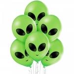 """Воздушные шары """"Инопланетянин"""""""