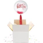 Коробка сюрприз с воздушными шарами №11