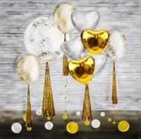 Набор воздушных шаров глянец