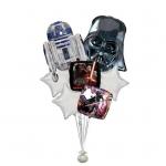 """Набор воздушных шаров """"Звездные войны"""""""