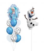 """Набор воздушных шаров """"Олаф и Эльза"""""""