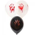 """Воздушные шары с гелием """"Лавка Ужаса"""""""