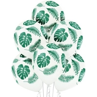 """Воздушные шары """"Листья Тропические"""