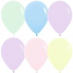 """Воздушные шары """"Пастельные цвета"""""""