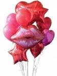 Набор поцелуй