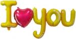 "Надпись ""I Love you"""