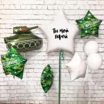 """Набор воздушных шаров """"Герой"""""""