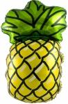 Фольгированный шар ананас, желтый