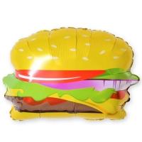 Фольгированный шар гамбургер