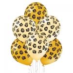 """Воздушные шары """"Пятна леопарда"""""""