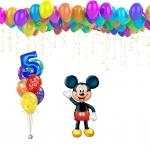 Оформление помещения на день рождения