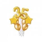 Набор на день рождения тридцать пять