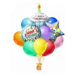 """Набор на день рождения """"кекс"""""""