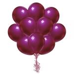 Облако воздушных шаров Бургундия