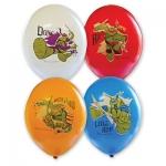 Воздушные шары Черепашки
