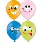 Воздушные шары Веселые Улыбки