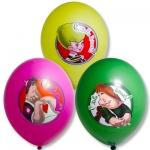 Воздушные шары Малыш и Карлсон