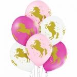 """Воздушные шары """"Единороги"""""""