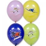 Воздушные шары Дисней самолеты