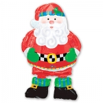 Ходячий шар Дед Мороз