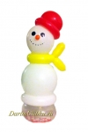 "Фигура ""Снеговик с конфетками"""