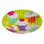 Тарелки пирожные (7дюйм, 6шт)