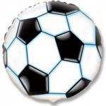 Воздушный шар фольгированный Футбольный мяч
