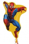 """Шар """"Человек паук"""" в полете"""