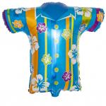 """Фольгированный шар """"Гавайская рубашка"""""""