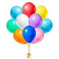 Воздушные шары с гелием Ассорти 35 см