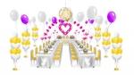 Оформление свадьбы №11
