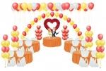 Оформление свадьбы №14
