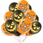 Воздушные шары с гелием на Хэллоуин