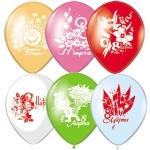 Воздушные шары с 8 марта