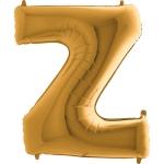 Буква Z фольгированная
