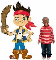 "Ходячий шар ""Джейк пират"""