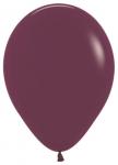 Воздушные шары с гелием бургундия