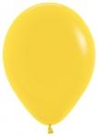 Воздушные шары с гелием желтый