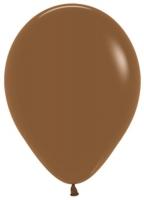 Воздушные шары с гелием карамель