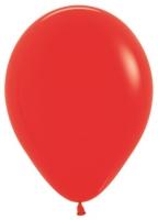 Воздушные шары с гелием красный