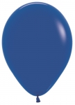Воздушные шары с гелием синий