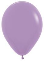 Воздушные шары с гелием сиреневый