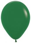 Воздушные шары с гелием темно зеленый