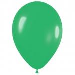 Воздушные шары с гелием весенне зеленый