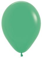 Воздушные шары с гелием зеленый