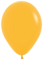 Воздушные шары с гелием золотисто-желтый