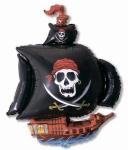 Воздушный шар Пиратский корабль
