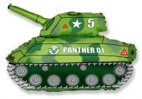 Воздушный шар военный танк