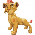 "Ходячий шар ""Хранитель лев"""